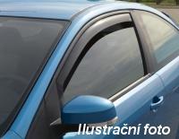 ClimAir deflektory (ofuky) předních bočních oken Iveco Daily -- od roku výroby 2014- (barva černá)